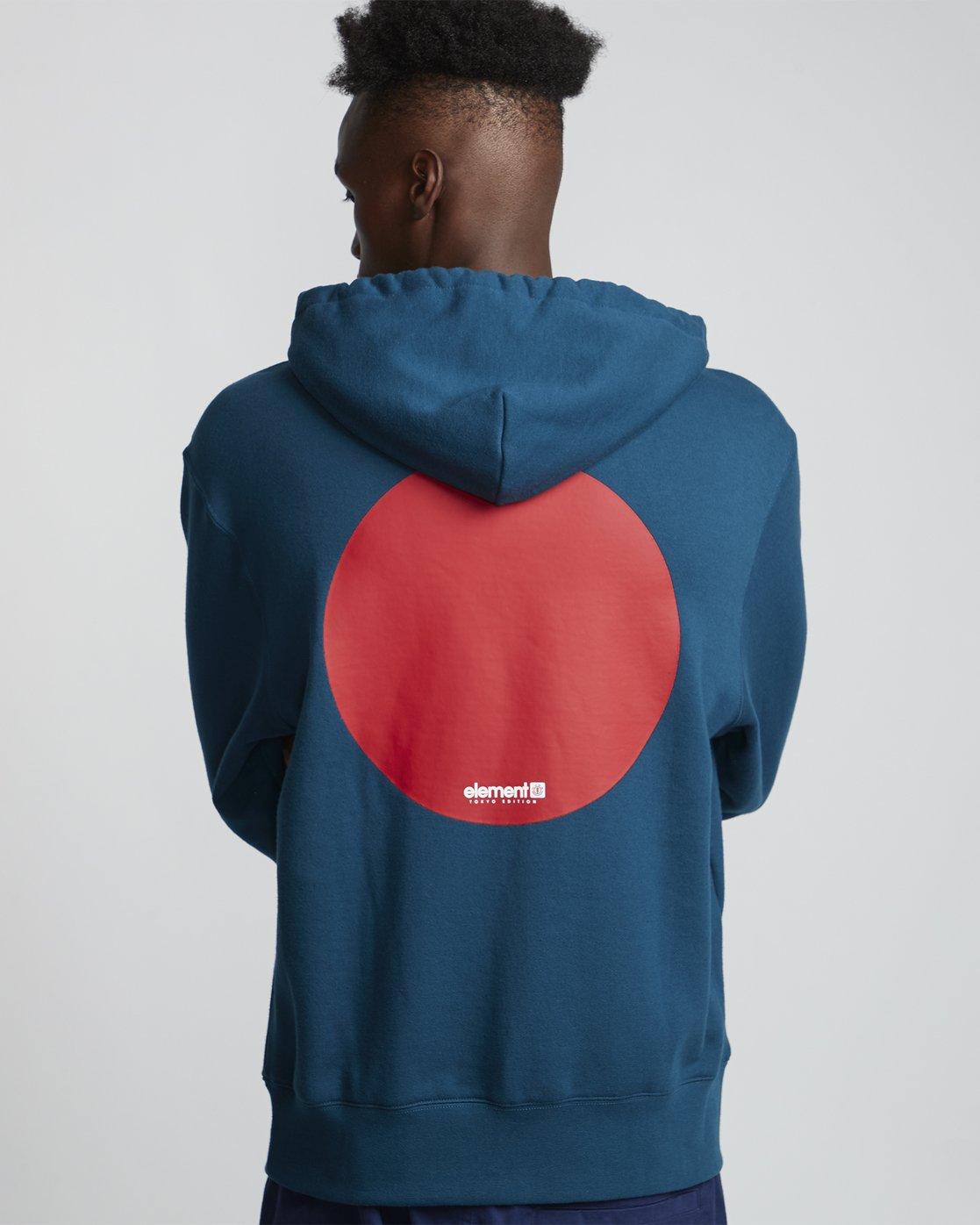 0 Primo Tokyo Dot - Sweatshirt pour Homme  S1HOA7ELP0 Element