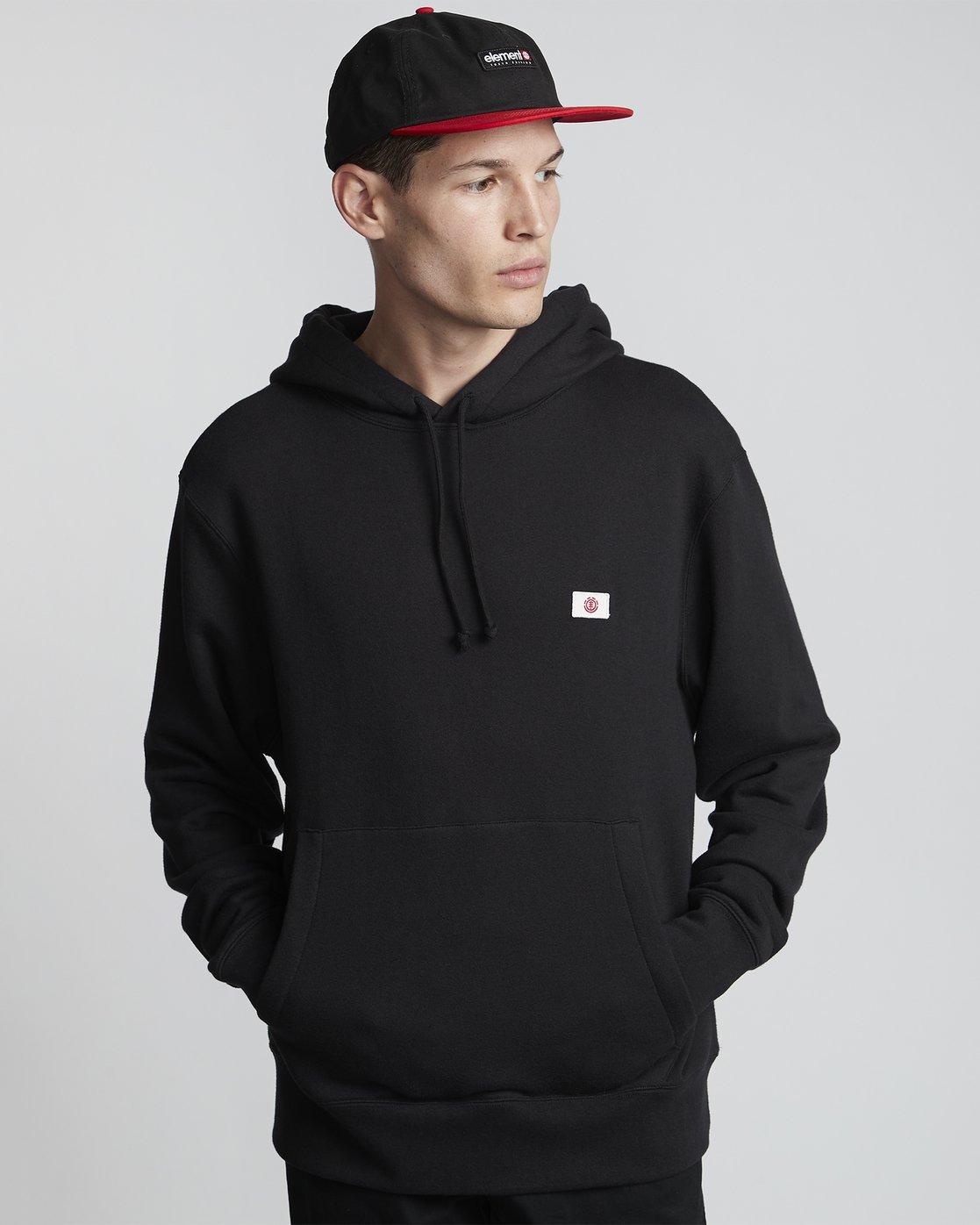 1 Primo Tokyo Dot - Sweatshirt für Herren Schwarz S1HOA7ELP0 Element