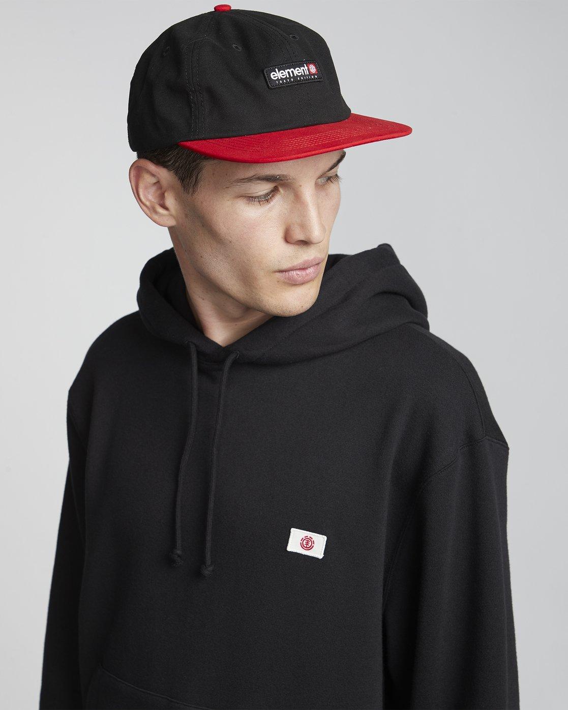 2 Primo Tokyo Dot - Sweatshirt für Herren Schwarz S1HOA7ELP0 Element