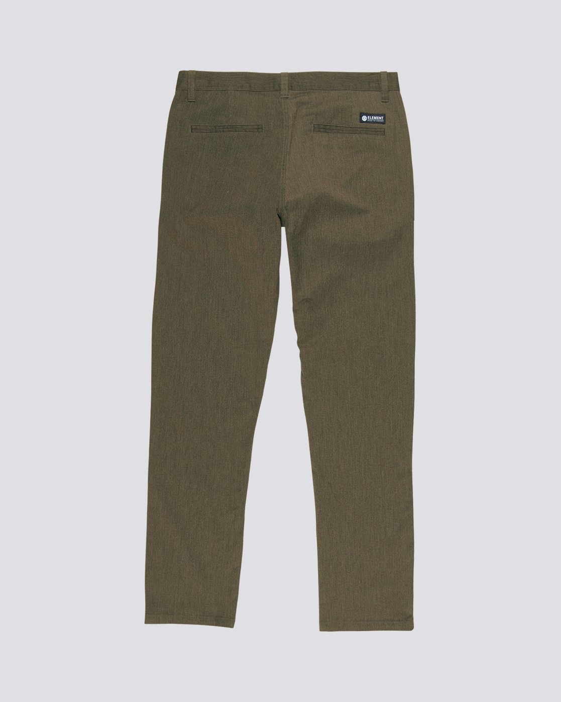 1 Howland Classic - Chinos for Men Green S1PTA5ELP0 Element