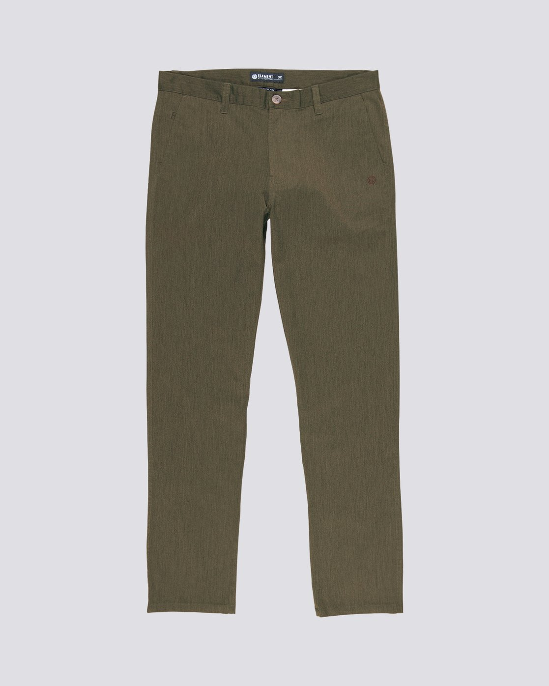 0 Howland Classic - Chinos for Men Green S1PTA5ELP0 Element