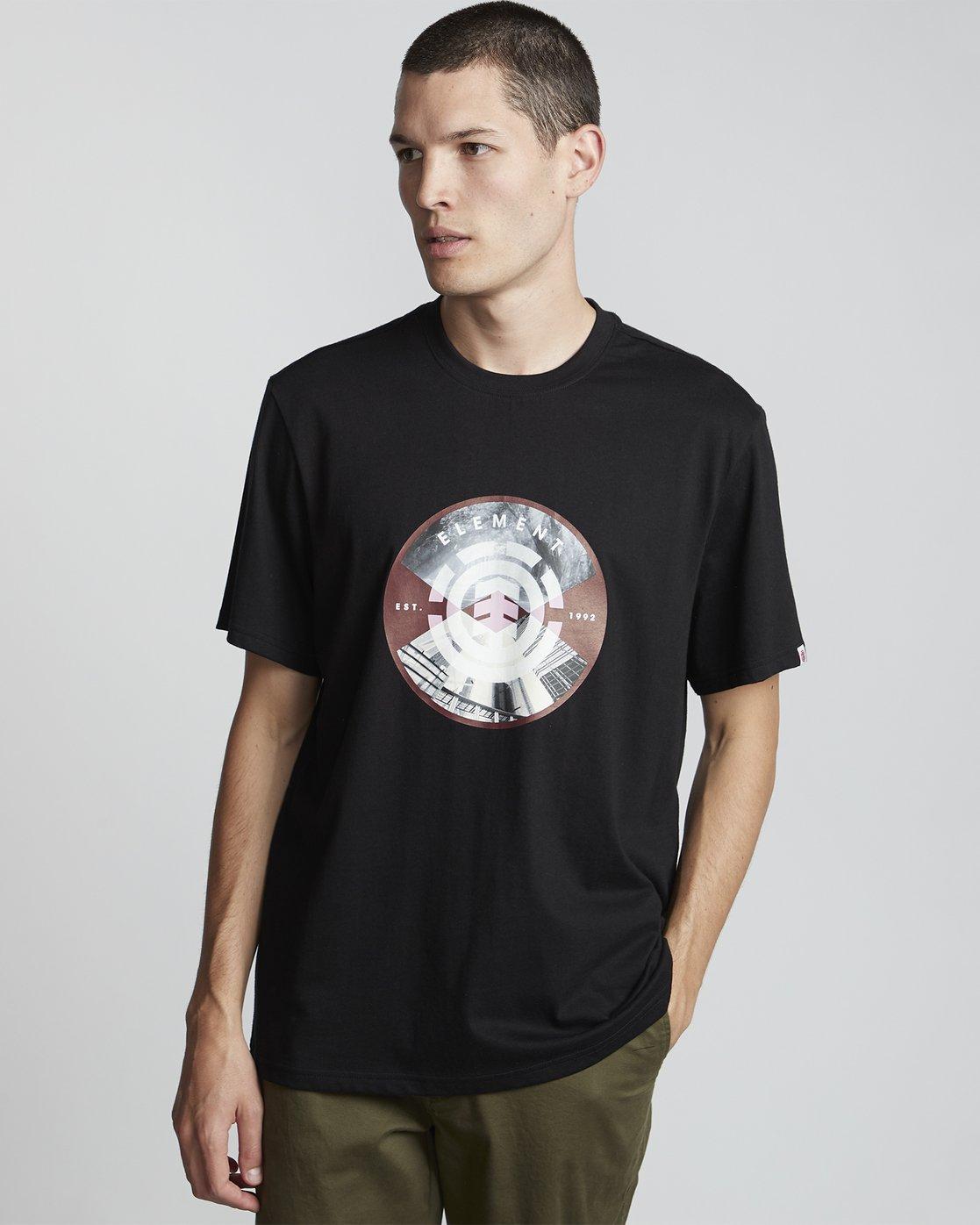 Element Aiken Boys Short Sleeve T-Shirt