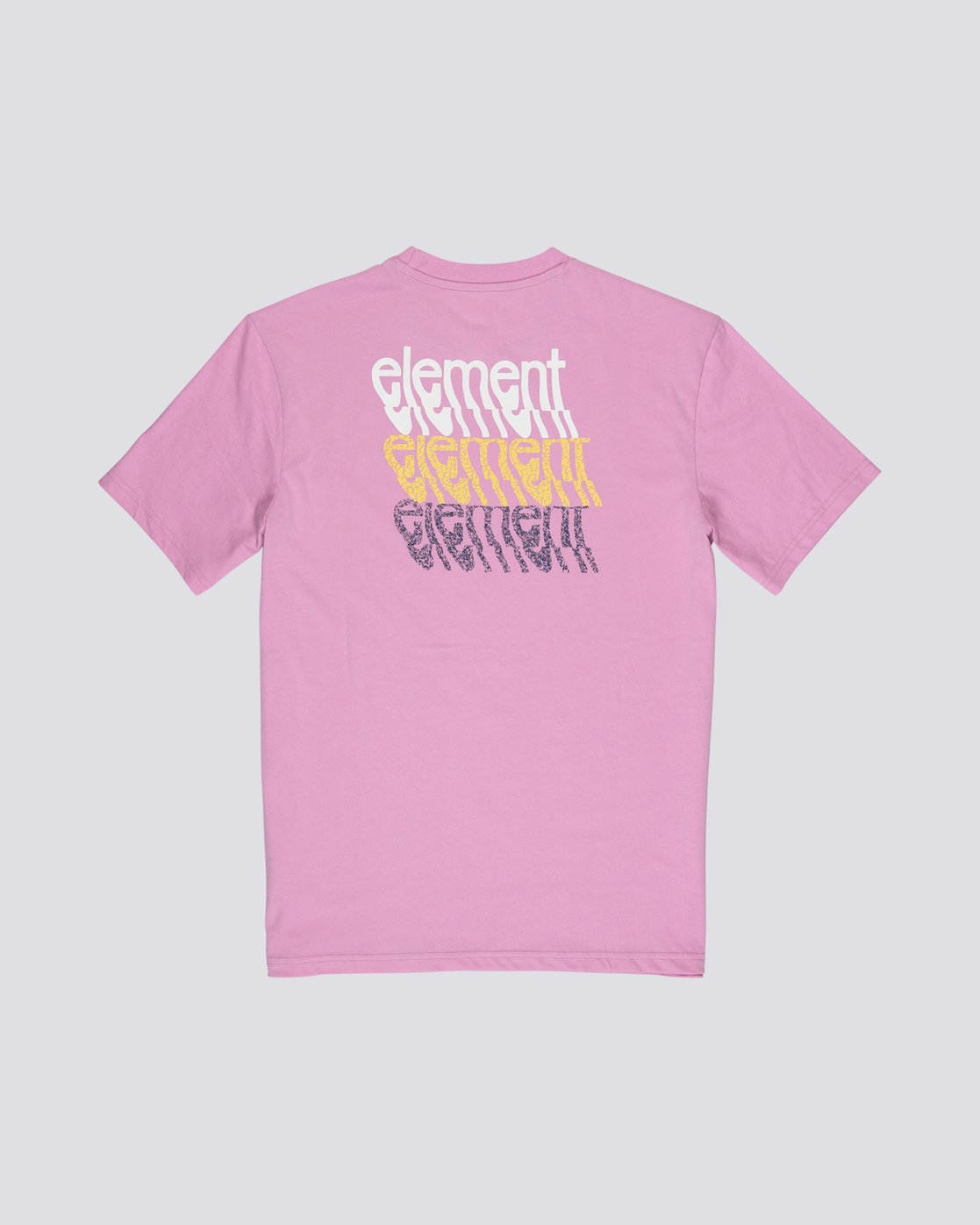 4 Stiles - Camiseta de manga corta para Hombre Violeta S1SSA7ELP0 Element