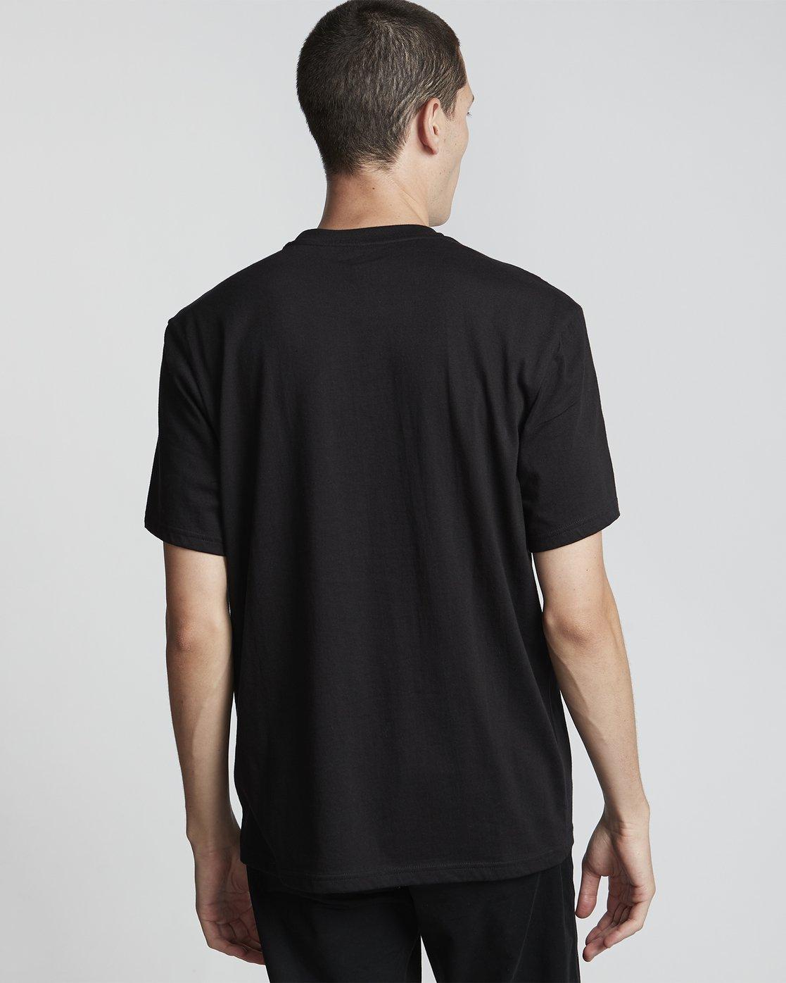 2 Timber! Go East Flash - Camiseta de manga corta de algodón orgánico para Hombre  S1SSD4ELP0 Element