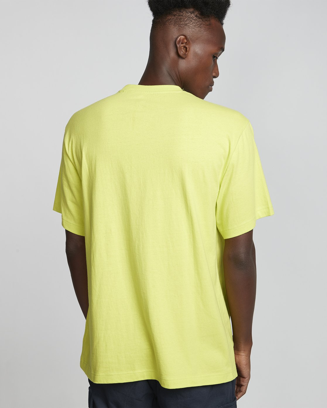 1 Tetsunori Tawaraya Lettering - Short Sleeve T-Shirt for Men  S1SSE2ELP0 Element