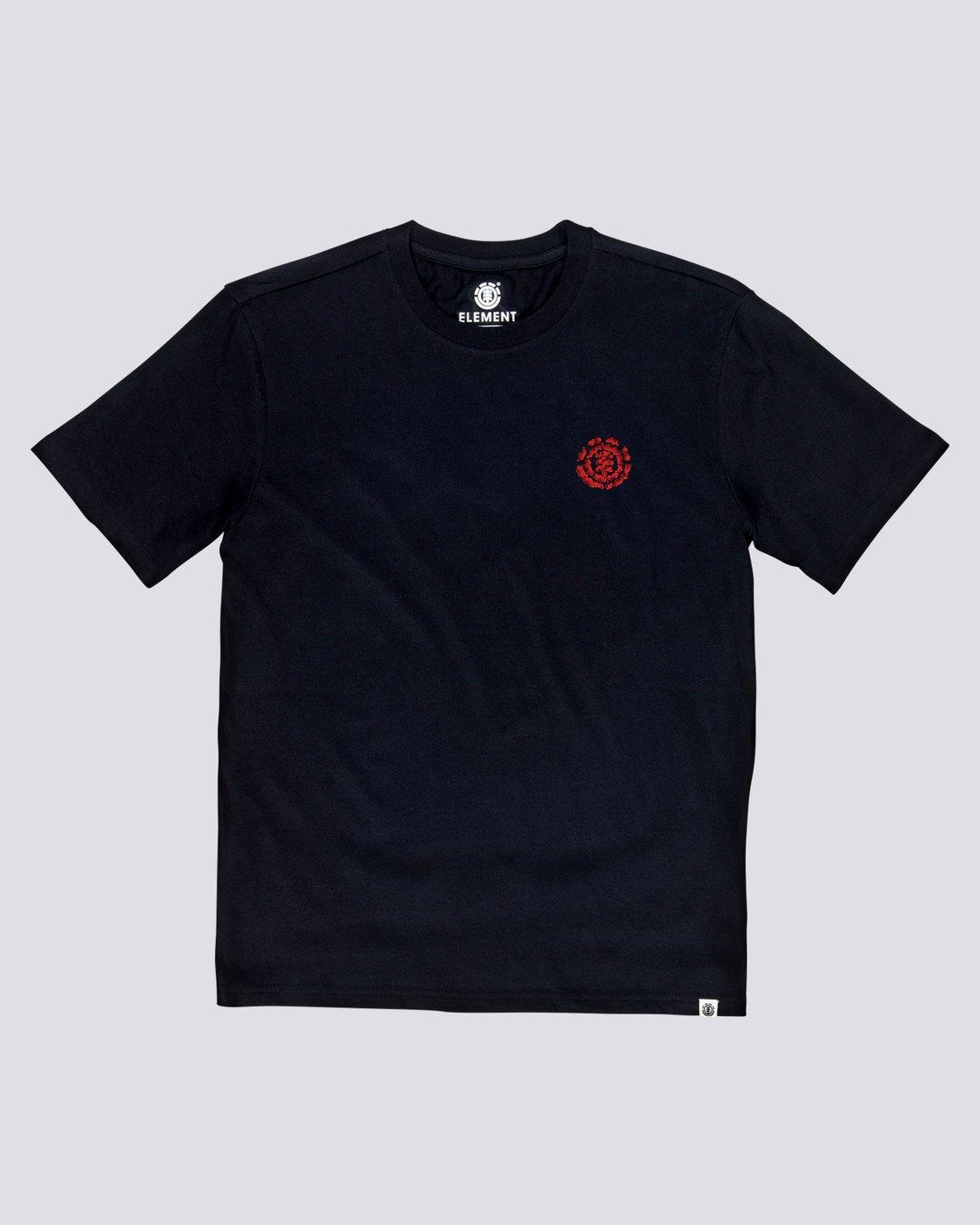 0 Masters Of The Universe Skeletor  - Camiseta para Hombre Negro S1SSJ3ELP0 Element