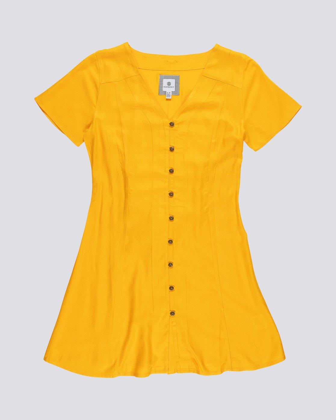 0 Sue Twill - Short Sleeve Dress for Women  S3DRA5ELP0 Element