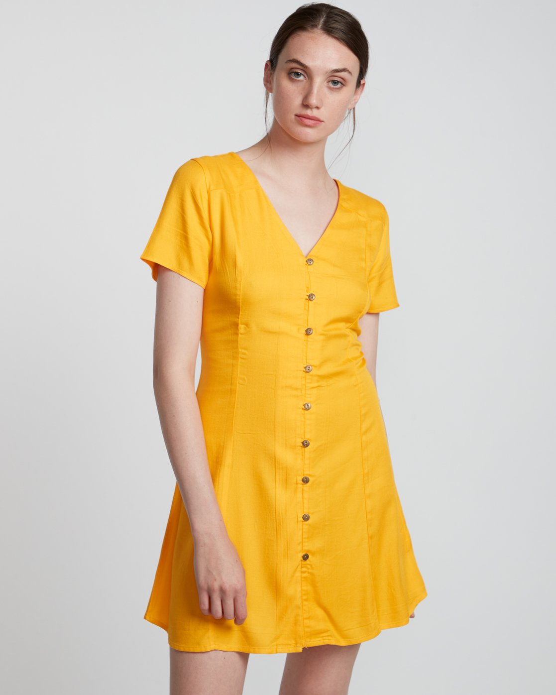 2 Sue Twill - Short Sleeve Dress for Women  S3DRA5ELP0 Element