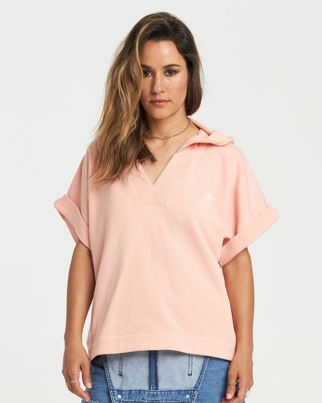 2 Hum Along - Fleece for Women Pink S3FLA1ELP0 Element