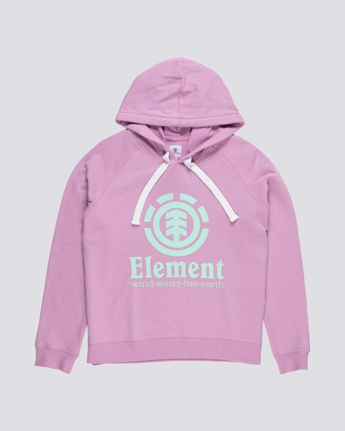 0 Verticalli - Hoodie for Women Purple S3HOA1ELP0 Element