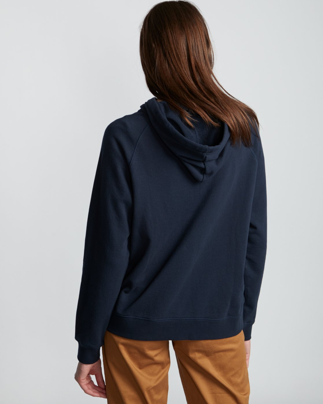 2 Verticalli - Sweat à capuche pour Femme Bleu S3HOA1ELP0 Element