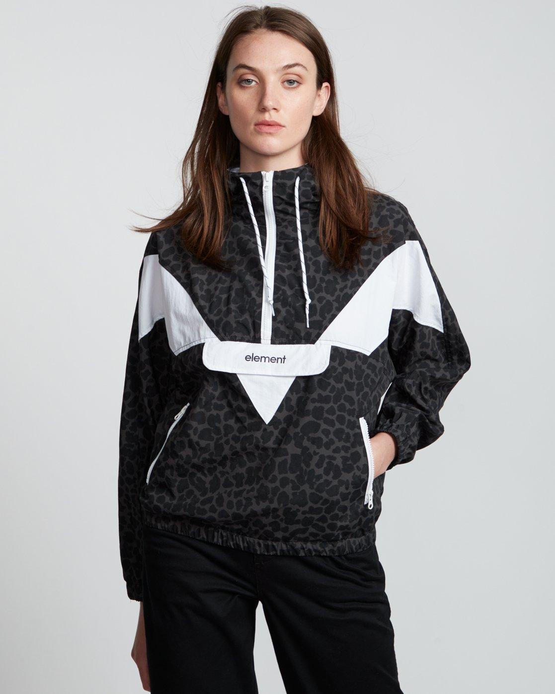 1 Higher Ground - Jacket for Women Black S3JKA4ELP0 Element