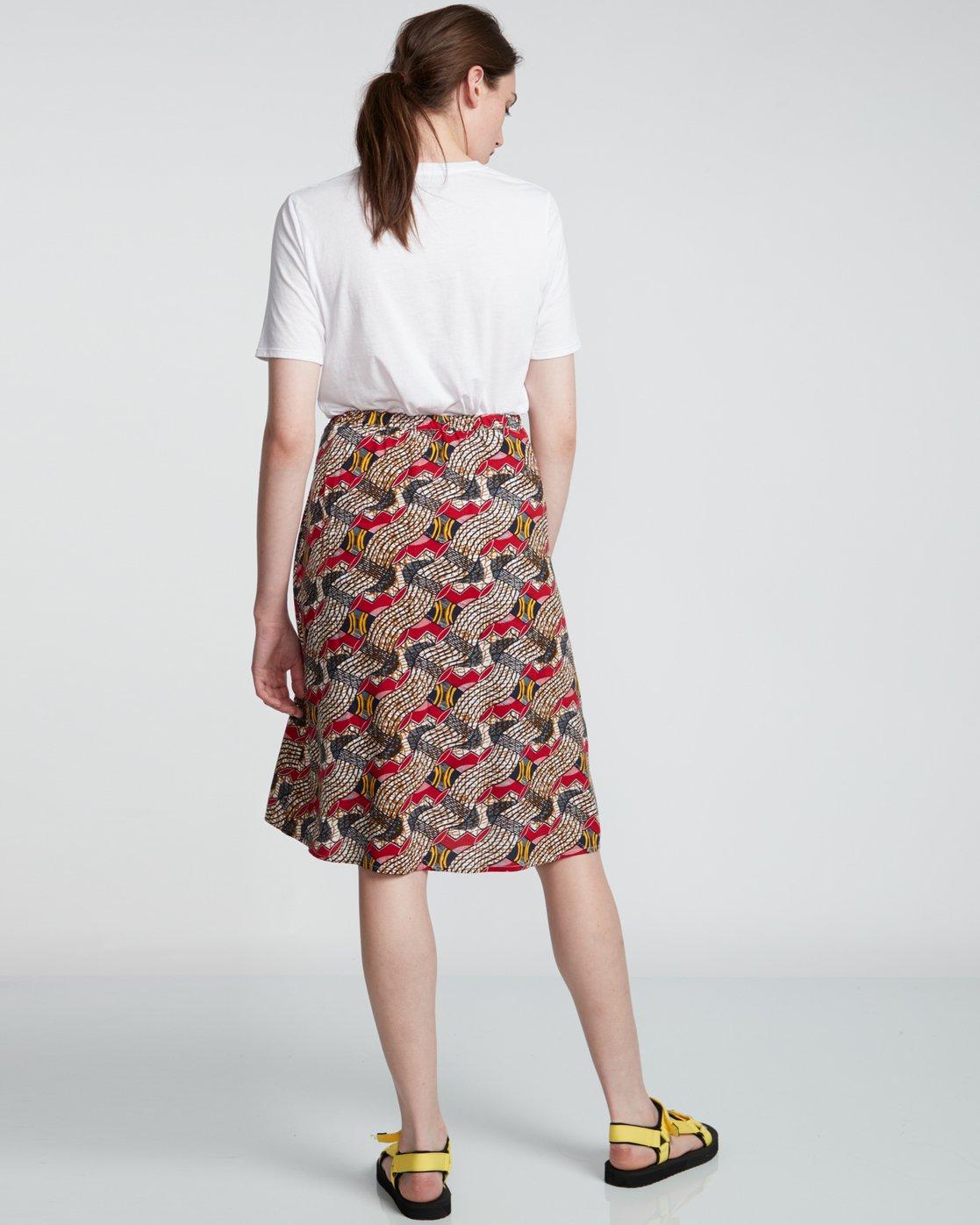 1 Midnight Ray - Skirt for Women  S3SKA1ELP0 Element