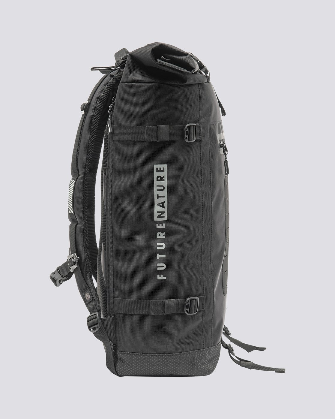 4 Future Nature Roll-Top 45L - Backpack for Men Black S5BPB4ELP0 Element