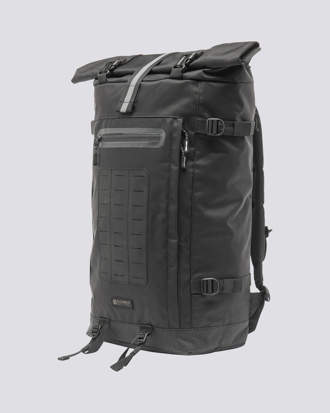 2 Future Nature Roll-Top 45L - Backpack for Men Black S5BPB4ELP0 Element
