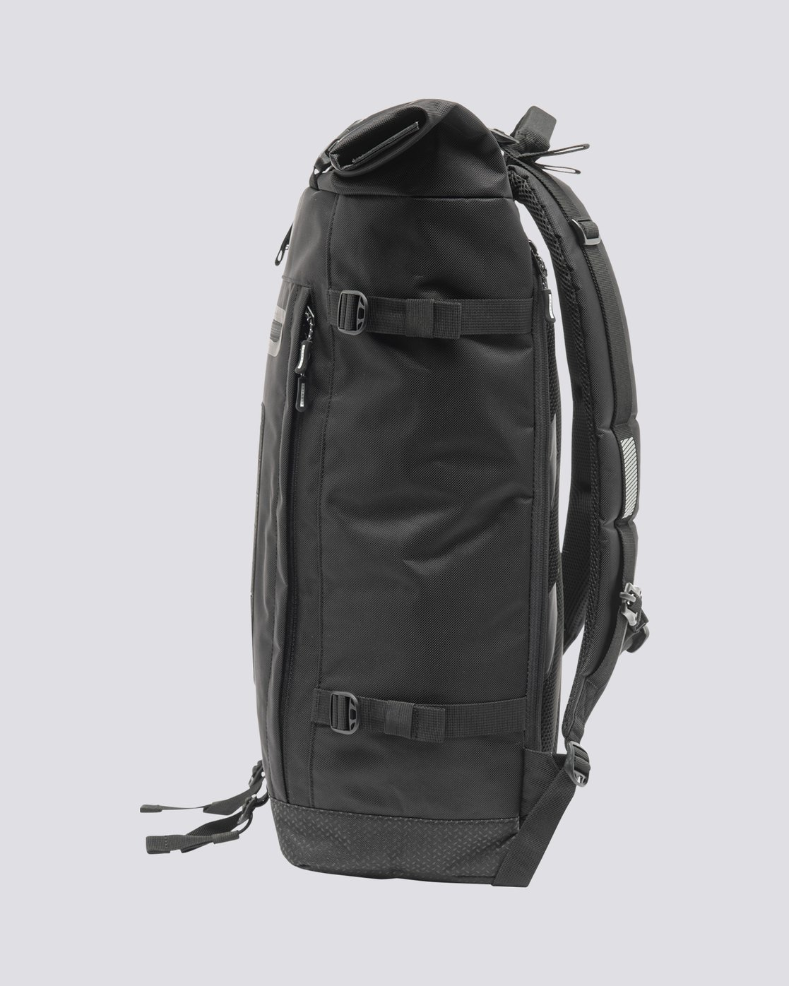 3 Future Nature Roll-Top 45L - Backpack for Men Black S5BPB4ELP0 Element