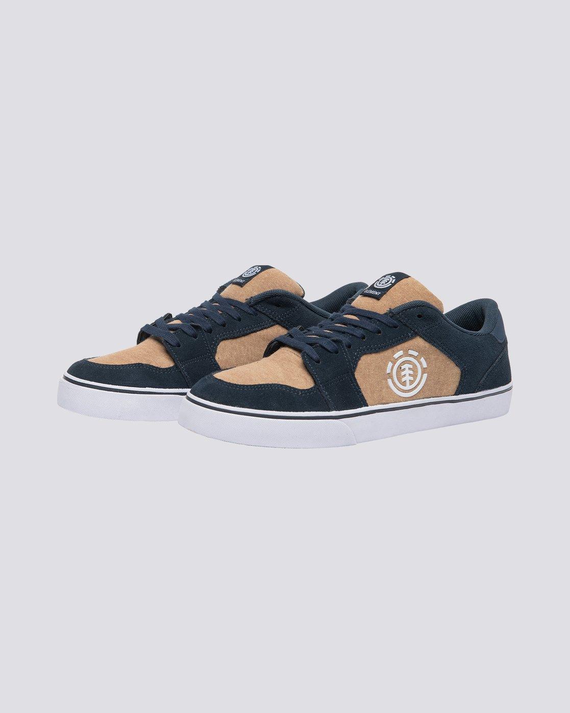 0 Heatley - Shoes for Men Blue S6HEA101 Element