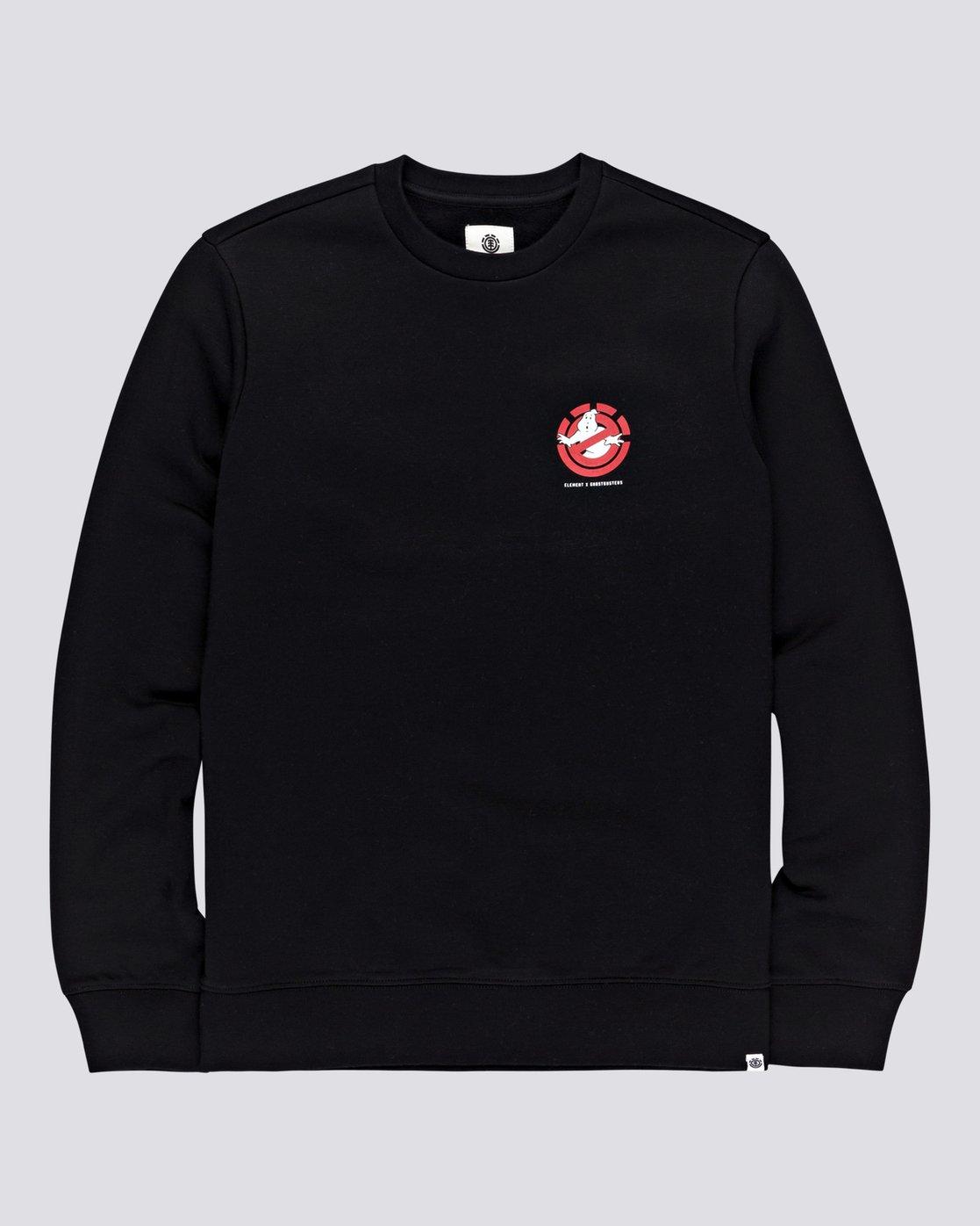 0 Ghostbusters Specter - Sweatshirt for Men Black U1CRB8ELF0 Element