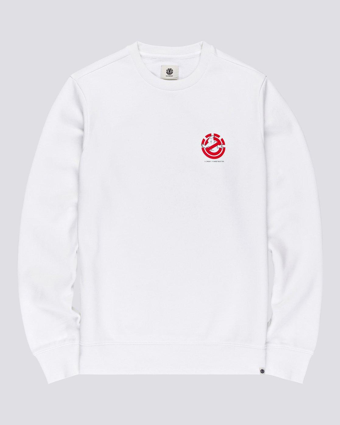 2 Ghostbusters Specter - Sweatshirt for Men White U1CRB8ELF0 Element