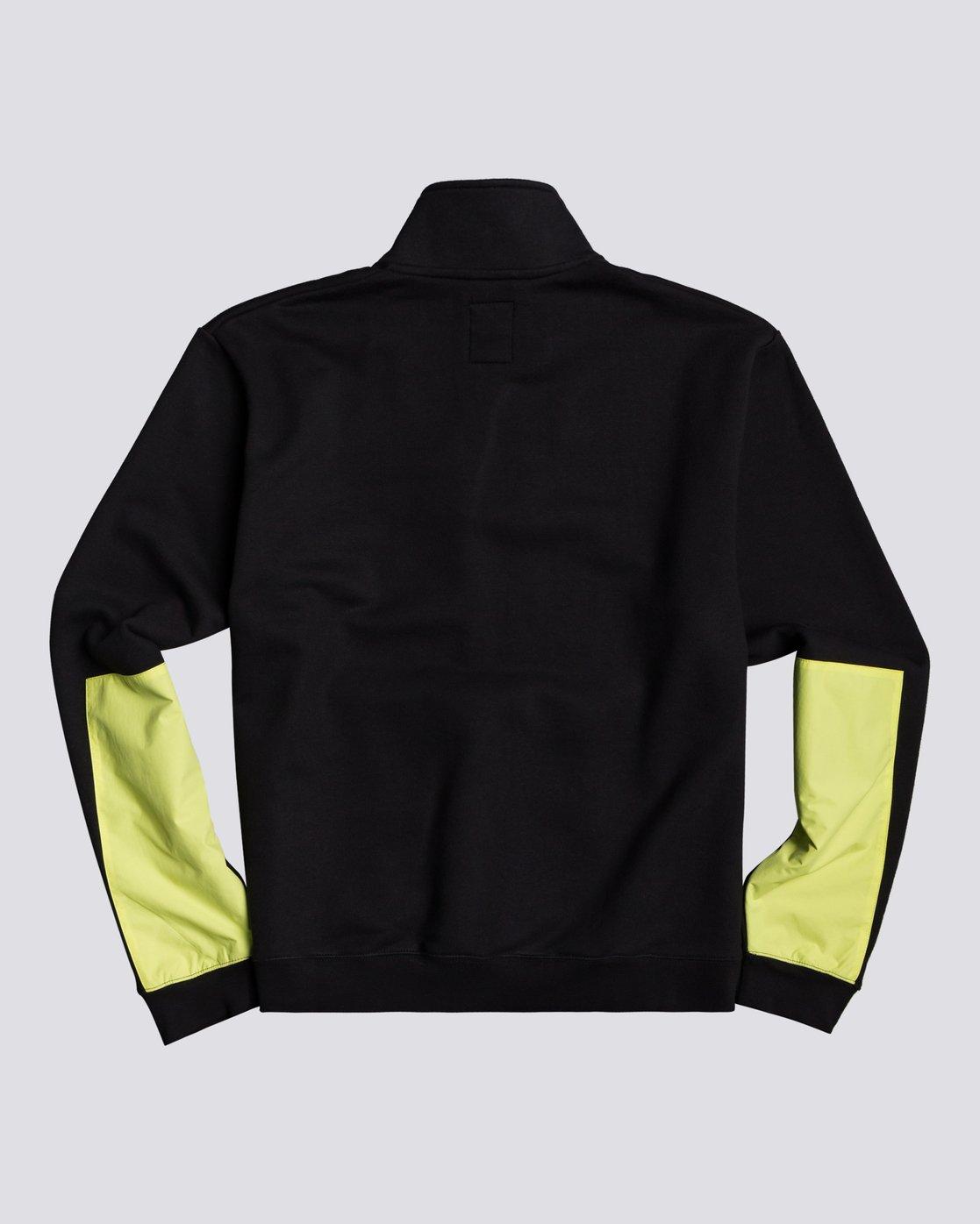 1 Future Nature Team - Track Jacket for Men Black U1FLA2ELF0 Element