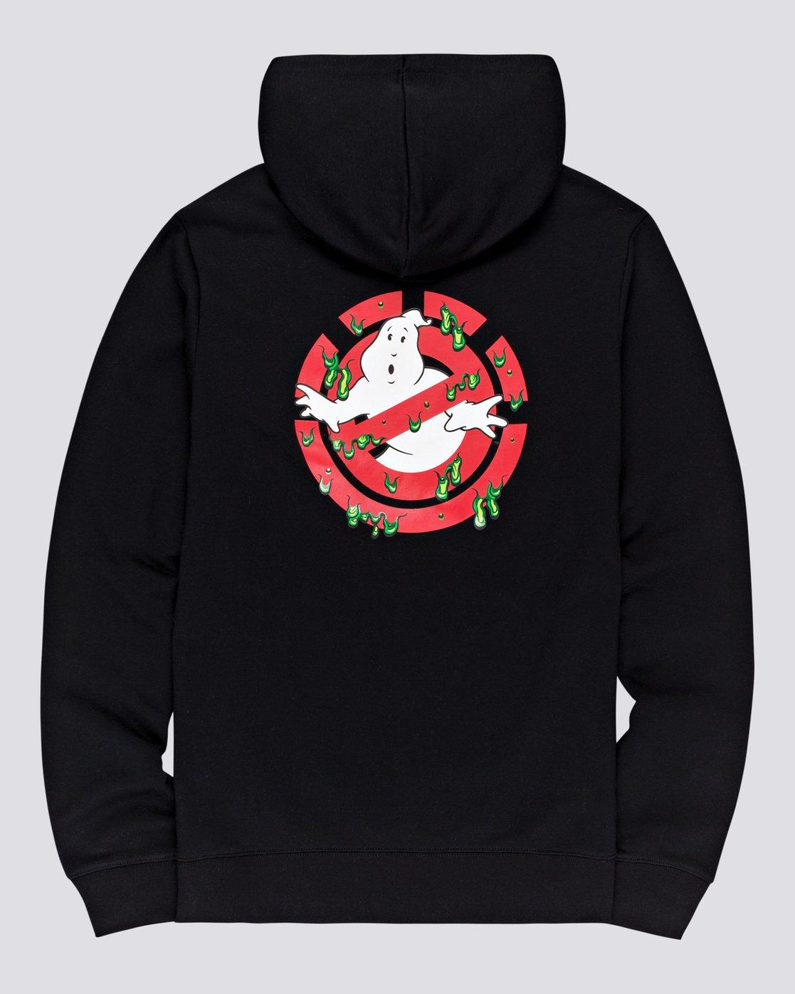 0 Ghostbusters Phantasm - Hoodie for Men Black U1HOD9ELF0 Element