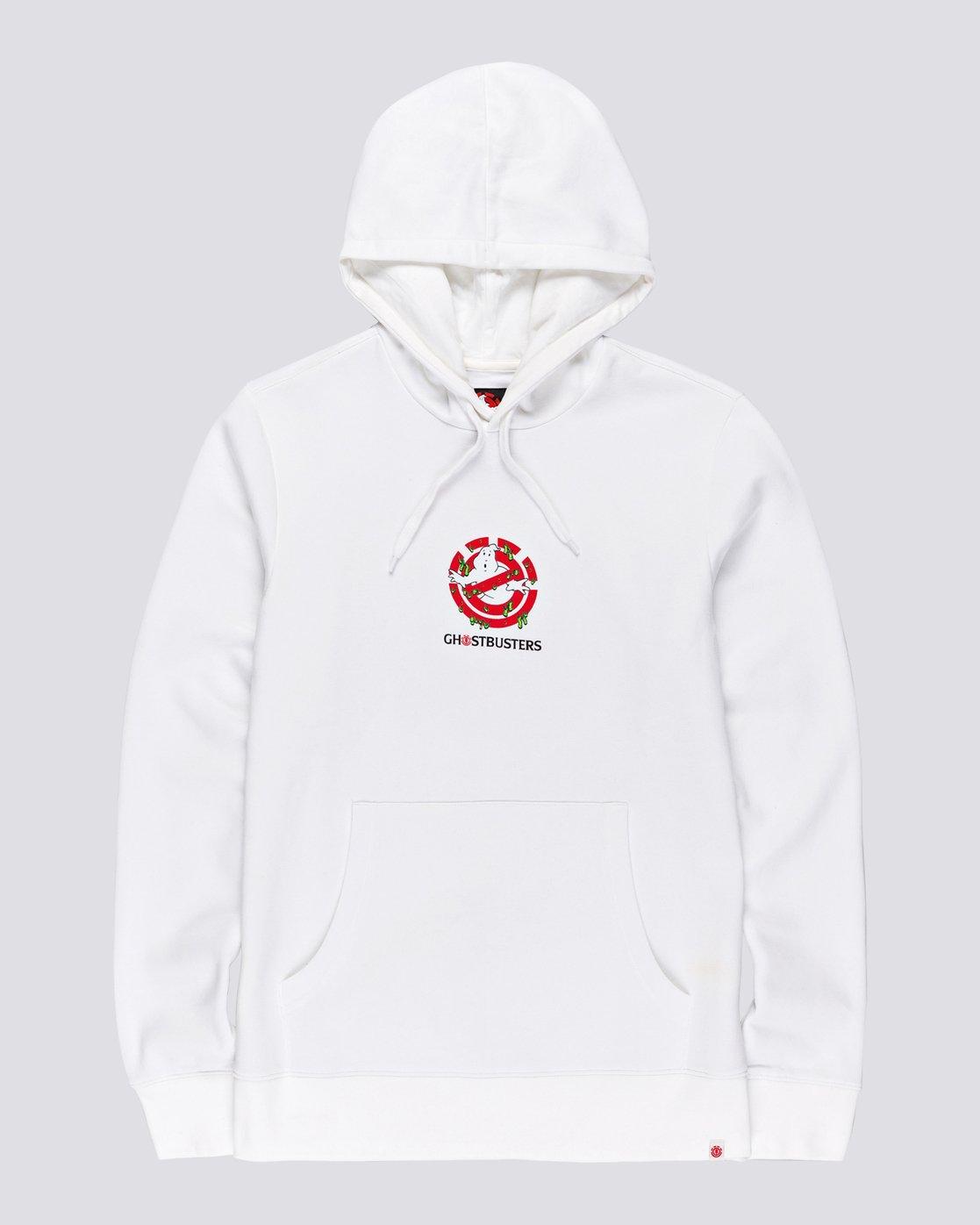 3 Ghostbusters Phantasm - Hoodie for Men White U1HOD9ELF0 Element