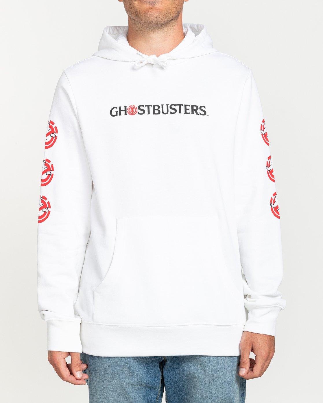 0 Ghostbusters Eidolon - Hoodie for Men White U1HOE2ELF0 Element