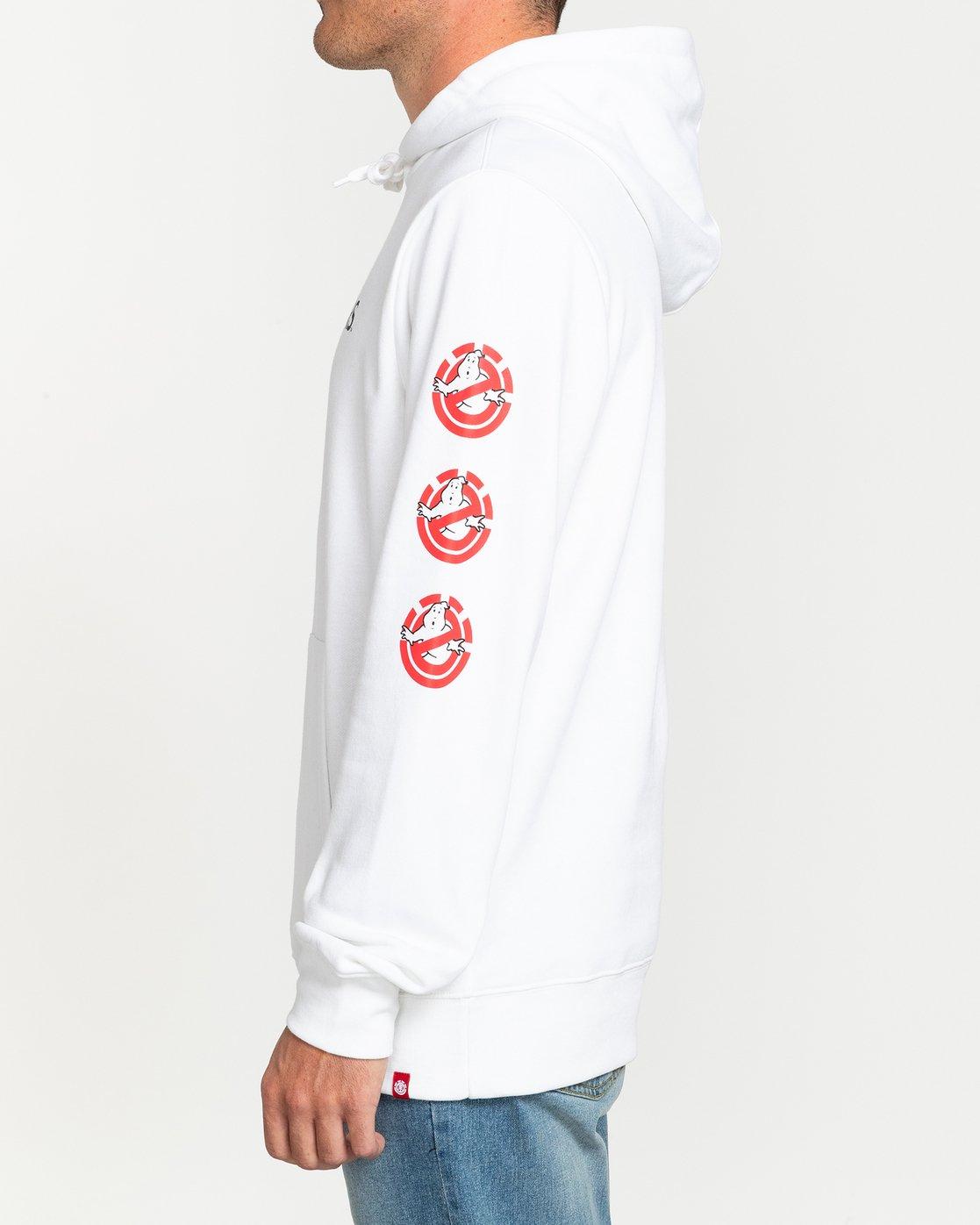 1 Ghostbusters Eidolon - Hoodie for Men White U1HOE2ELF0 Element