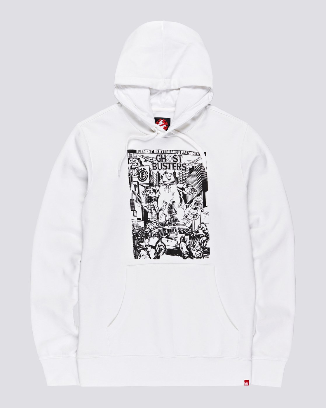 2 Ghostbusters Carnage - Hoodie for Men White U1HOE5ELF0 Element