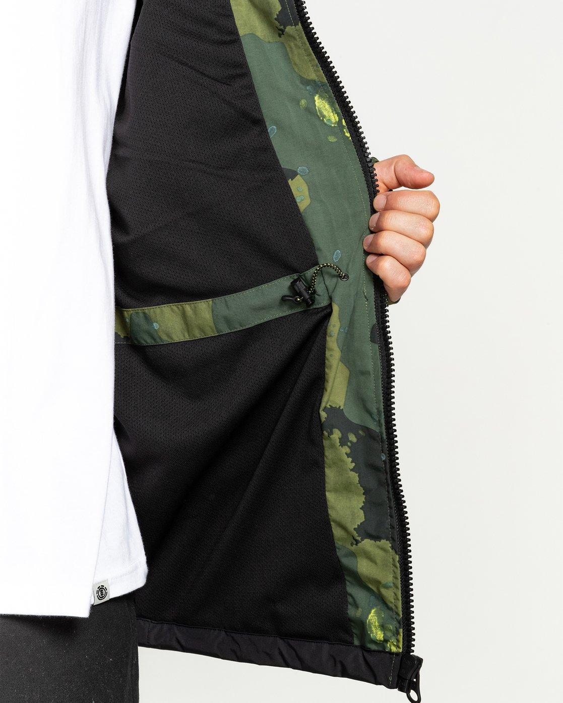 4 Future Nature Koto - Packable Water-Resistant Jacket for Men  U1JKA7ELF0 Element