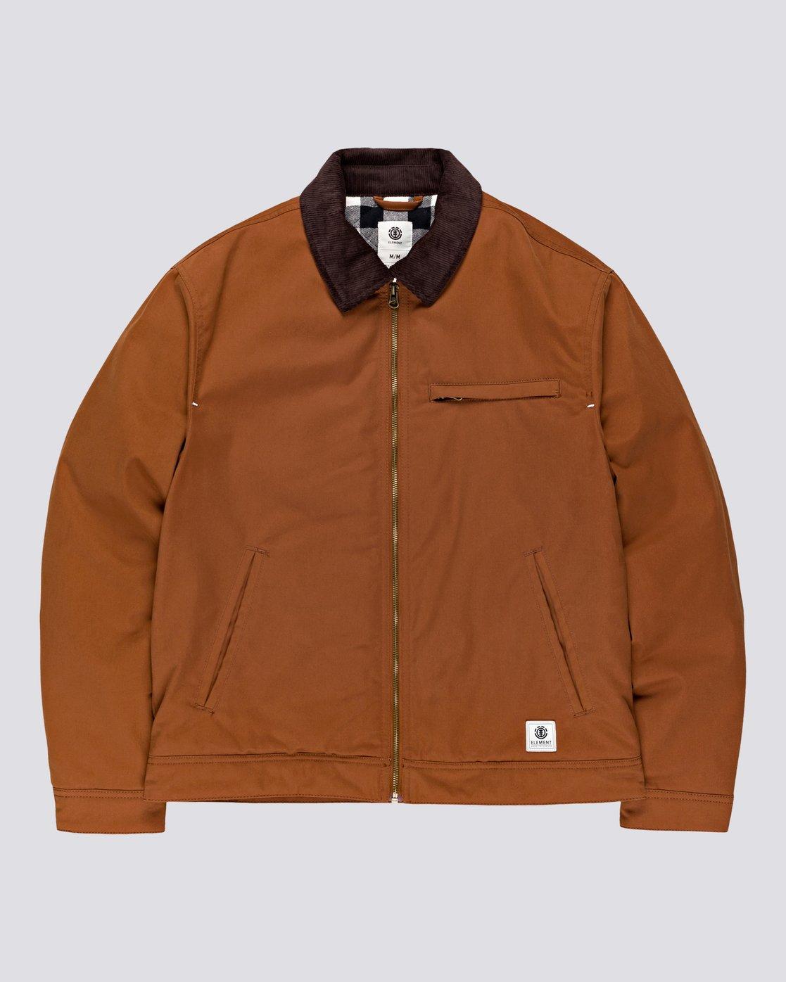 0 Wolfeboro Craftman - Jacket for Men  U1JKB7ELF0 Element