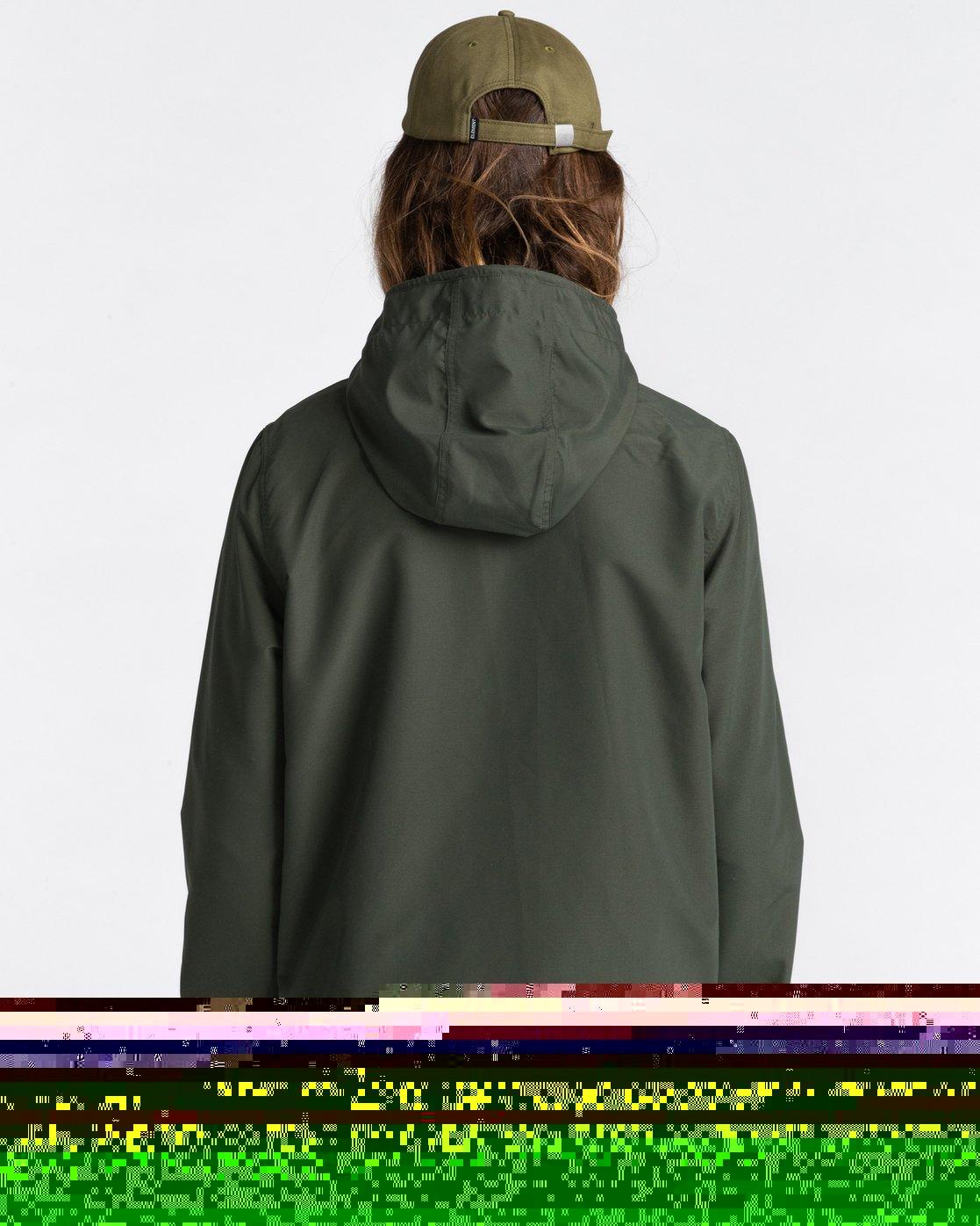 3 Wolfeboro Alder - Water-Resistant Jacket for Men Green U1JKC3ELF0 Element