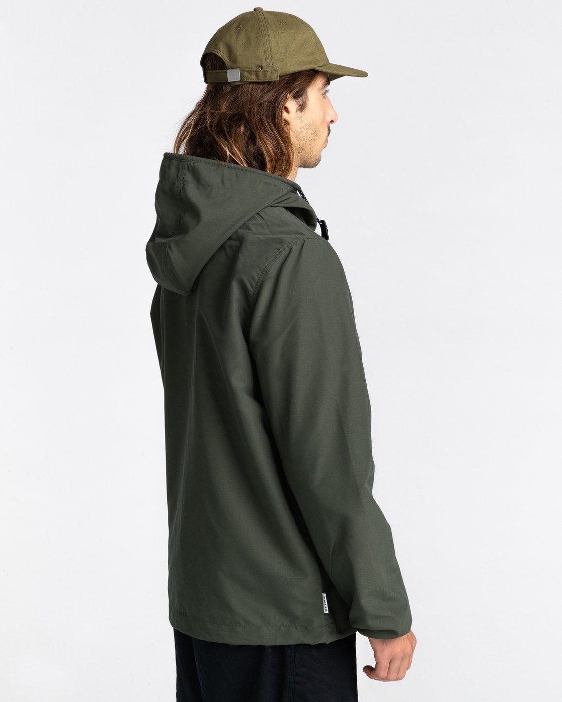 2 Wolfeboro Alder - Water-Resistant Jacket for Men Green U1JKC3ELF0 Element