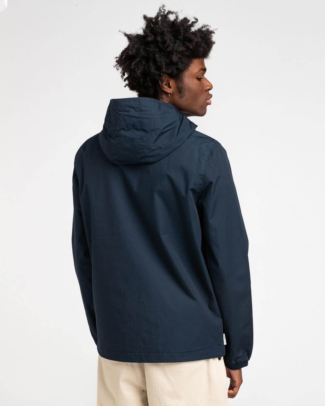 3 Wolfeboro Alder - Water-Resistant Jacket for Men Blue U1JKC3ELF0 Element