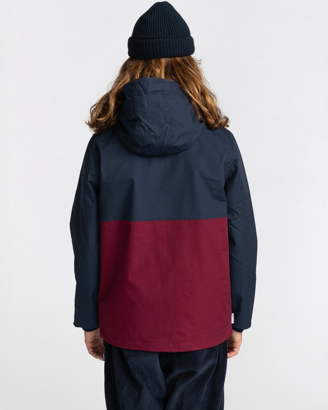 3 Wolfeboro Alder Two Tones - Water-Resistant Jacket for Men  U1JKC4ELF0 Element
