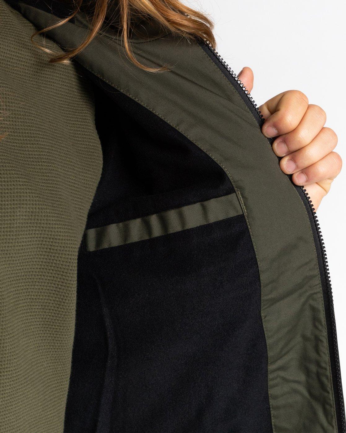 5 Wolfeboro Alder Two Tones - Water-Resistant Jacket for Men Black U1JKC4ELF0 Element