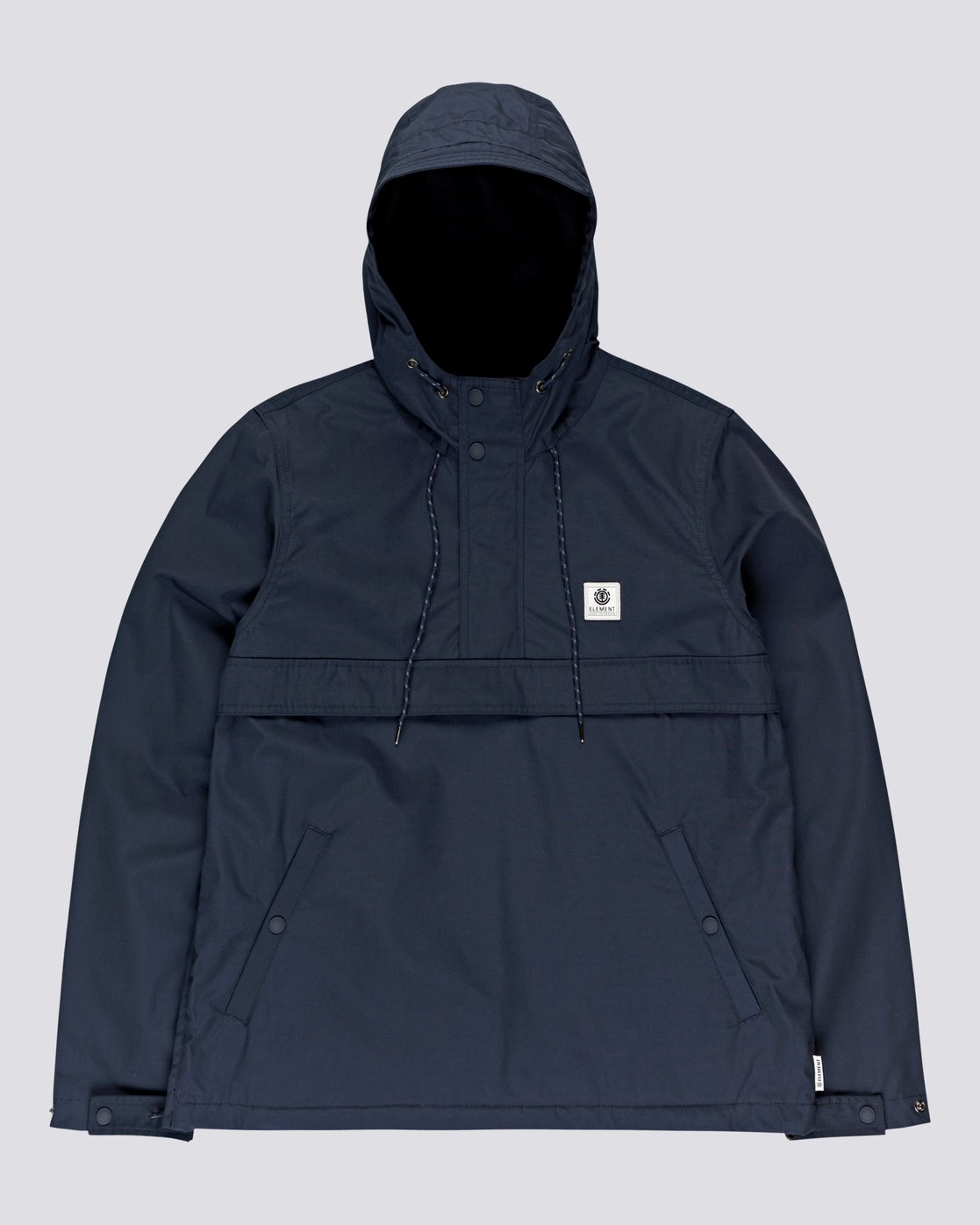 4 Wolfeboro Barrow - Water-Resistant Jacket for Men Blue U1JKC5ELF0 Element