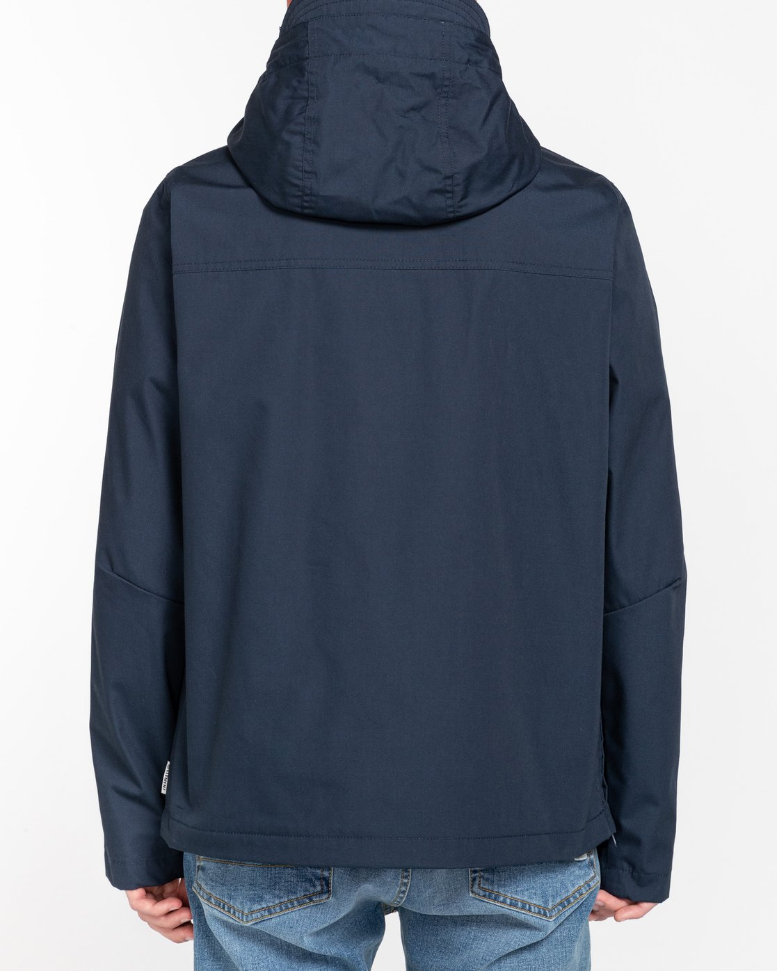2 Wolfeboro Barrow - Water-Resistant Jacket for Men Blue U1JKC5ELF0 Element