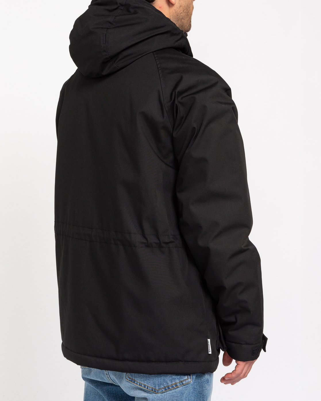 5 Wolfeboro Mountain - Water-Resistant Jacket for Men Black U1JKD4ELF0 Element