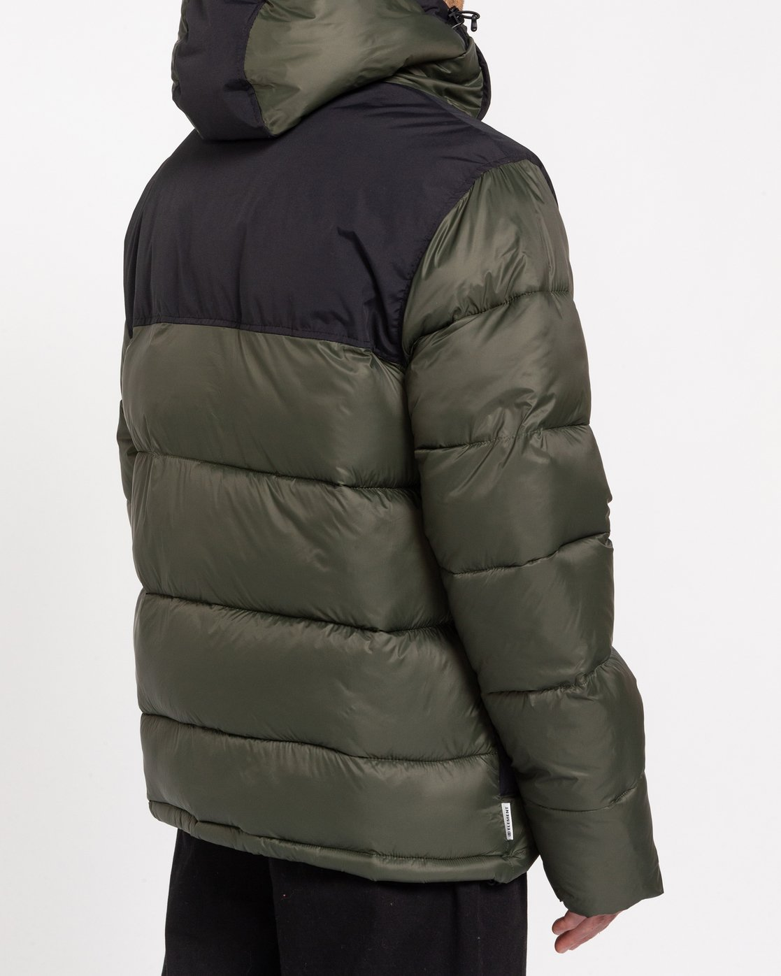 5 Wolfeboro Dulcey - Water-Resistant Jacket for Men Green U1JKD6ELF0 Element