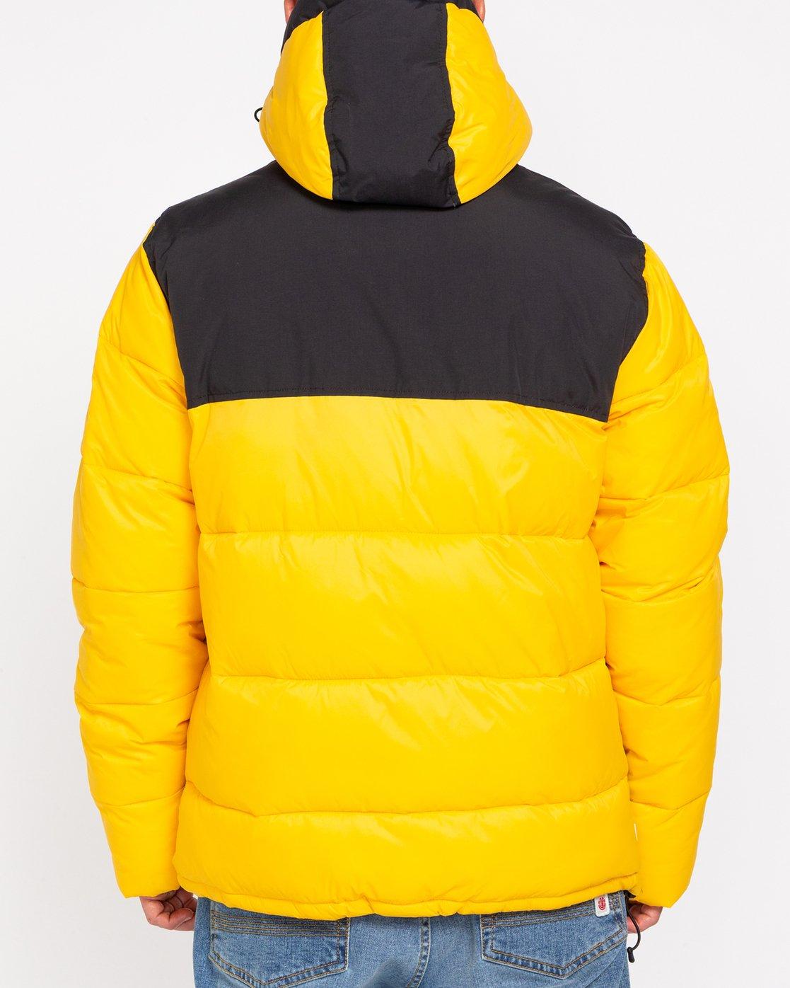 5 Wolfeboro Dulcey - Water-Resistant Jacket for Men  U1JKD6ELF0 Element