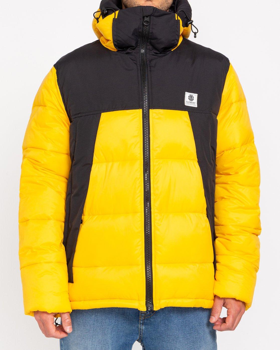 1 Wolfeboro Dulcey - Water-Resistant Jacket for Men  U1JKD6ELF0 Element