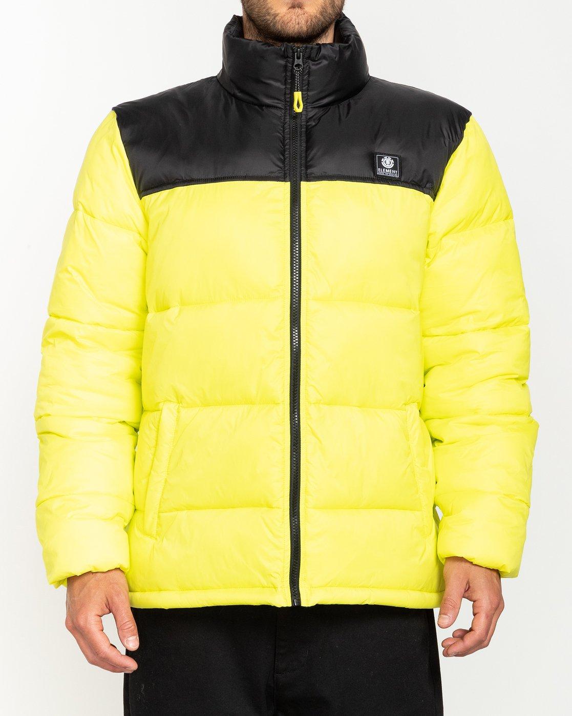 1 Future Nature Alder Arctic - Water-Resistant Jacket for Men  U1JKE8ELF0 Element