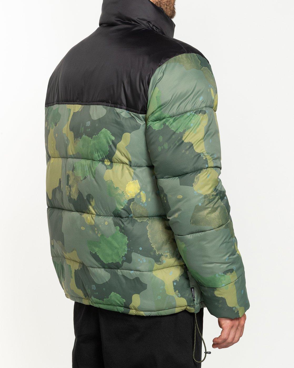 4 Future Nature Alder Arctic - Water-Resistant Jacket for Men  U1JKE8ELF0 Element