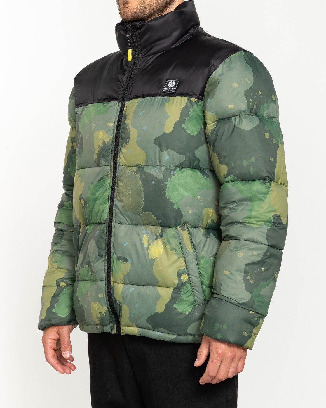 2 Future Nature Alder Arctic - Water-Resistant Jacket for Men  U1JKE8ELF0 Element