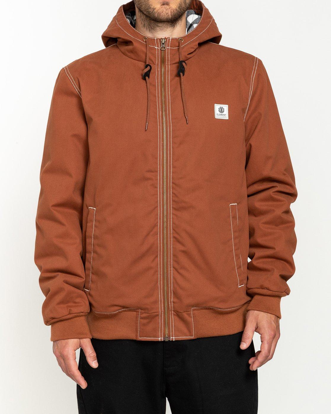 0 Wolfeboro Dulcey Work - Jacket for Men  U1JKF1ELF0 Element