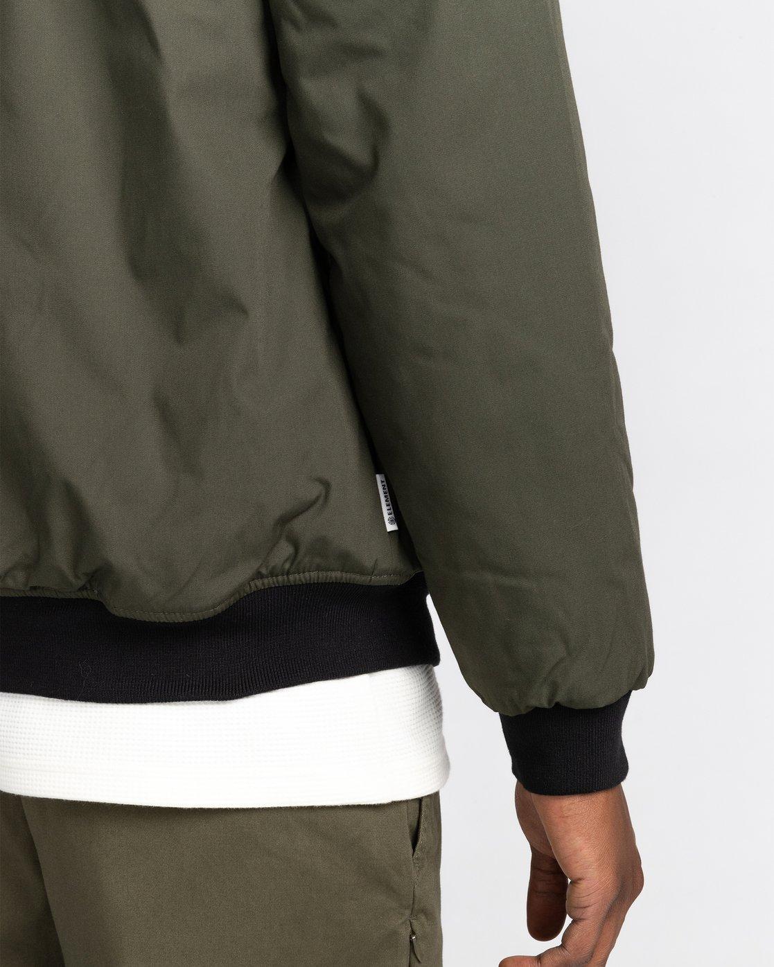 3 Wolfeboro Dulcey Explorer - Water-Resistant Jacket for Men Green U1JKF5ELF0 Element