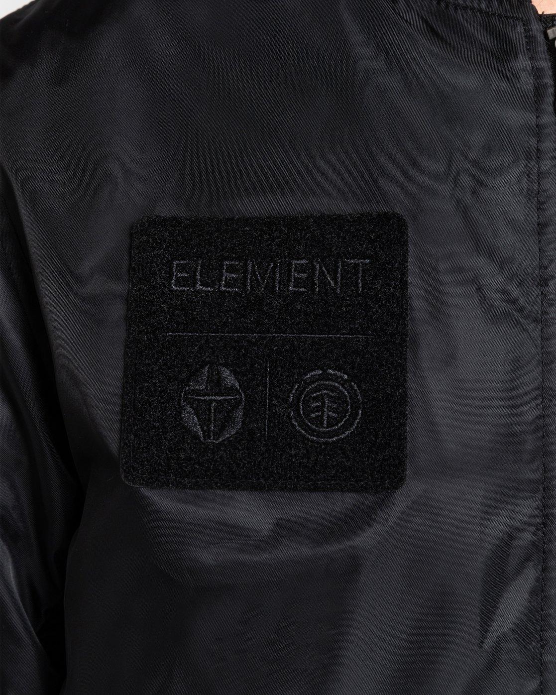 4 Star Wars X Element - Chaqueta de Aviador para Hombre Negro U1JKG5ELF0 Element