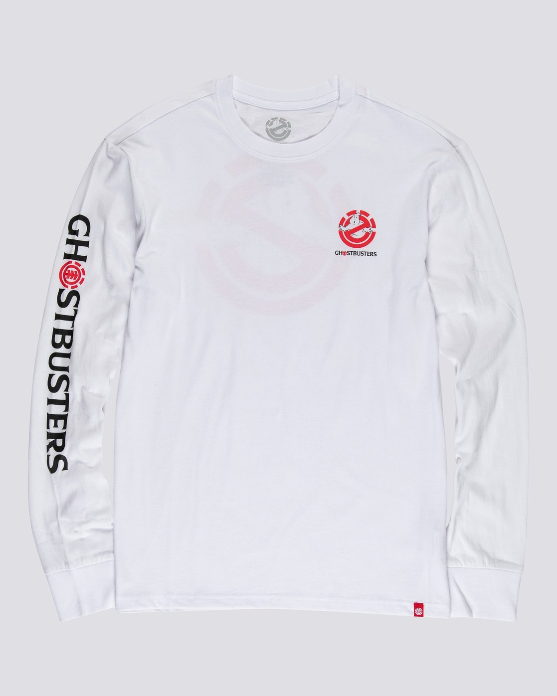 1 Ghostbusters Banshee - Long Sleeve T-Shirt for Men White U1LSE5ELF0 Element