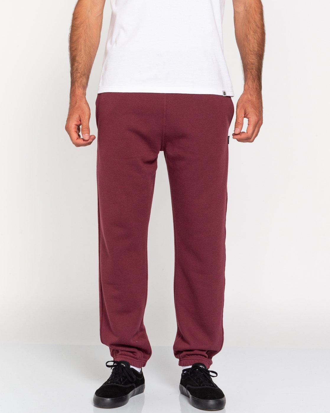 2 92 - Pantaloni della tuta da Uomo  U1PTB3ELF0 Element